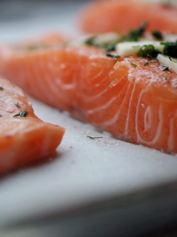 Slather on Some… Salmon?