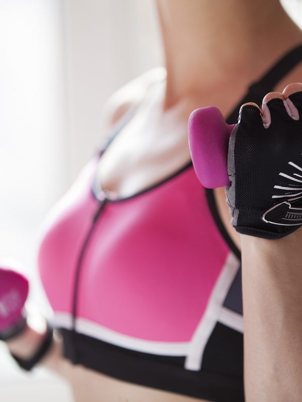 Smart Sportswear | Sports Bras That Will Burn Your Calories + more!